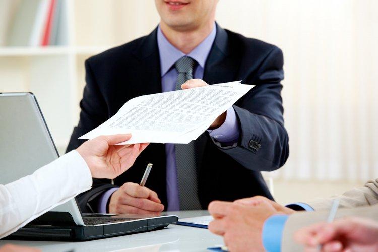 Упрощена процедура подачи документов на регистрацию создания бизнеса